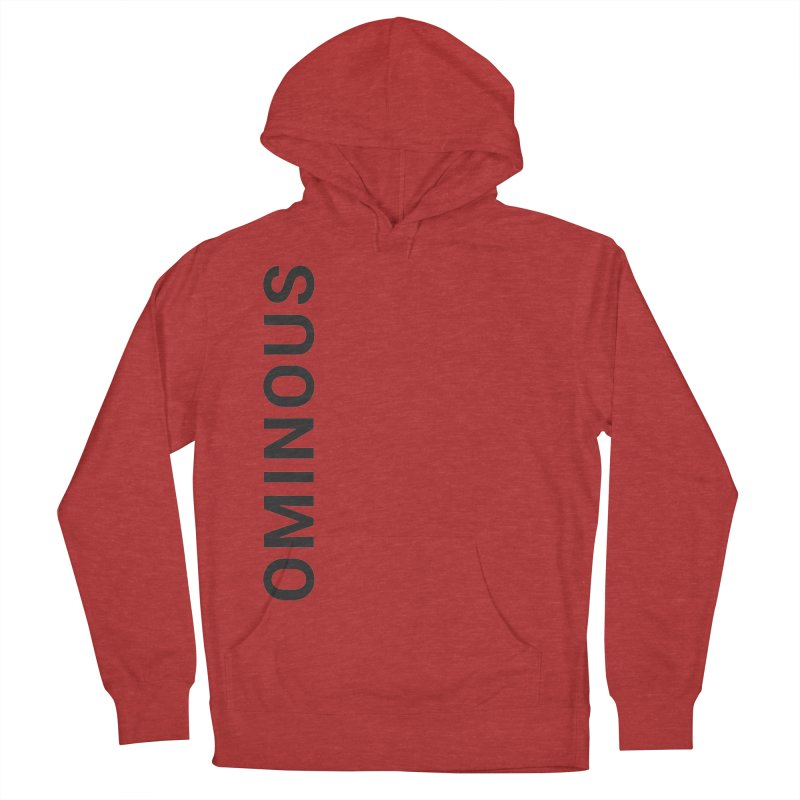 Ominous - Side Brand Women's Pullover Hoody by Ominous Artist Shop