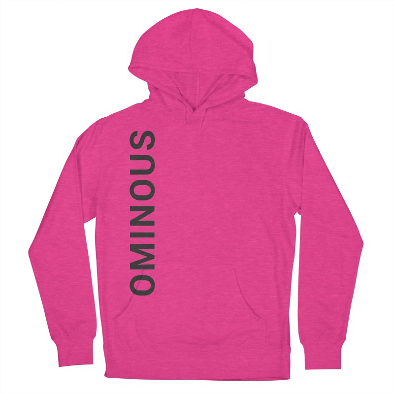 Ominous - Side Brand Men's Pullover Hoody by Ominous Artist Shop