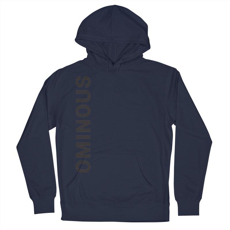 Ominous - Side Brand Men's Pullover Hoody by Ominous Artist Shop