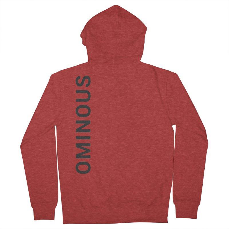 Ominous - Side Brand Women's Zip-Up Hoody by Ominous Artist Shop