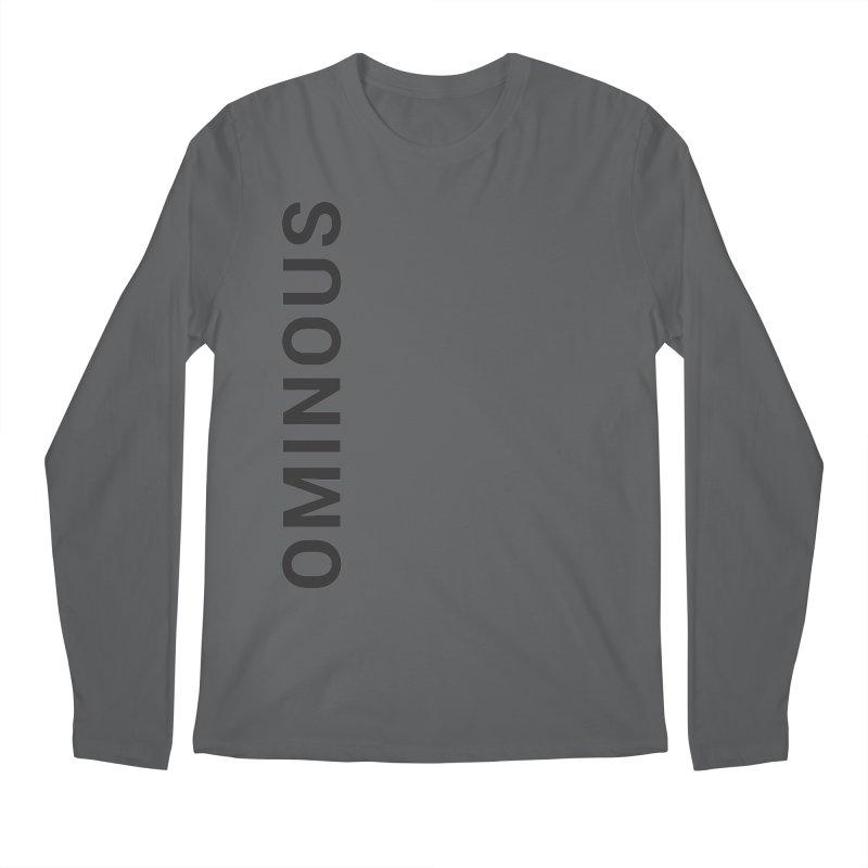 Ominous - Side Brand Men's Longsleeve T-Shirt by Ominous Artist Shop
