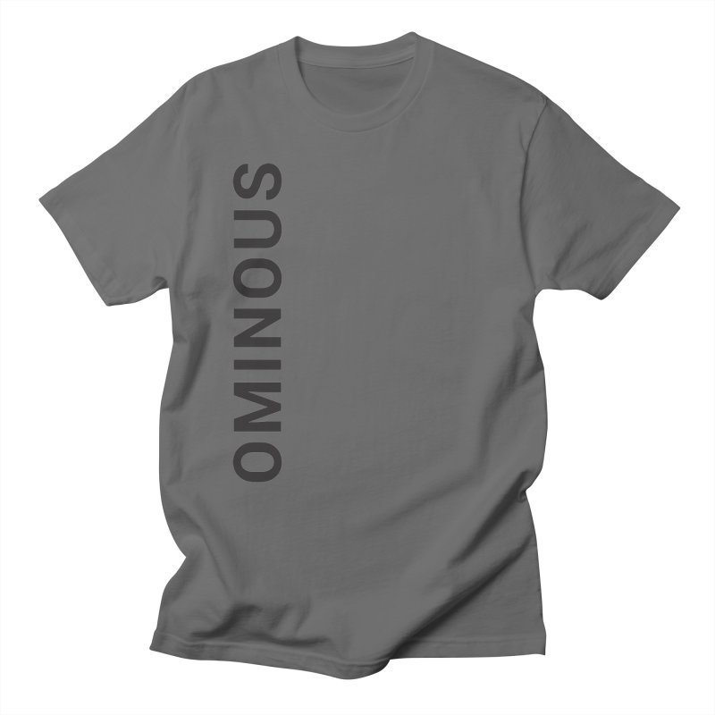 Ominous - Side Brand Women's Unisex T-Shirt by Ominous Artist Shop