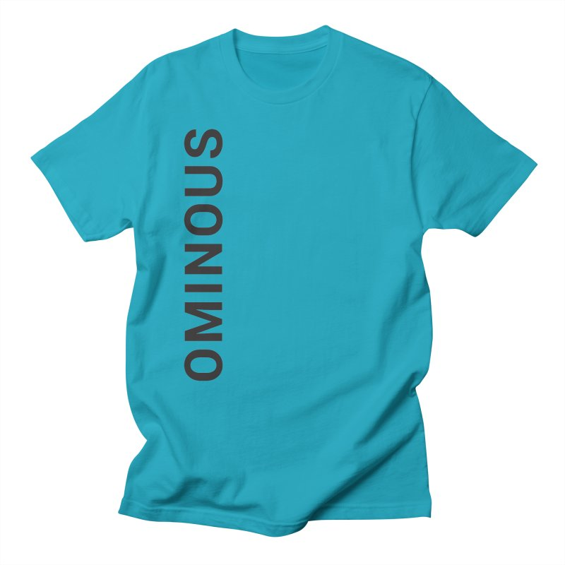 Ominous - Side Brand Men's T-shirt by Ominous Artist Shop
