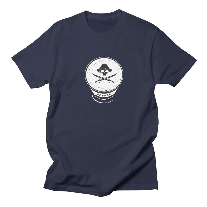 Long Black...Beard - Reverse Women's Unisex T-Shirt by Ominous Artist Shop