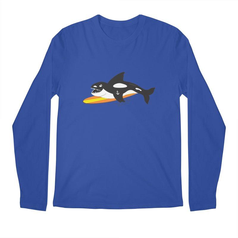 Life After Sea World Men's Regular Longsleeve T-Shirt by Ominous Artist Shop
