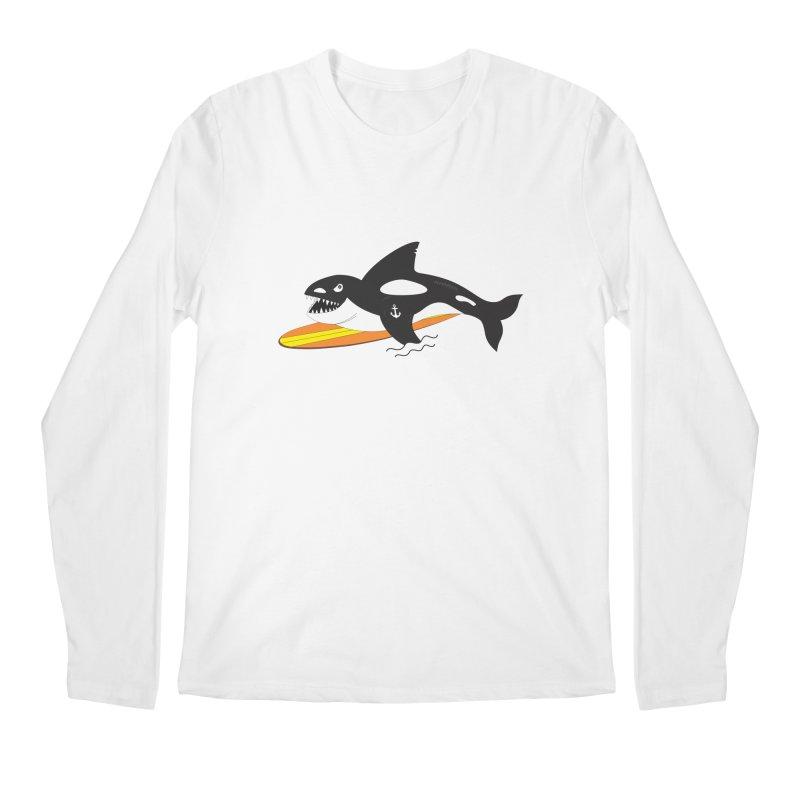 Life After Sea World Men's Longsleeve T-Shirt by Ominous Artist Shop