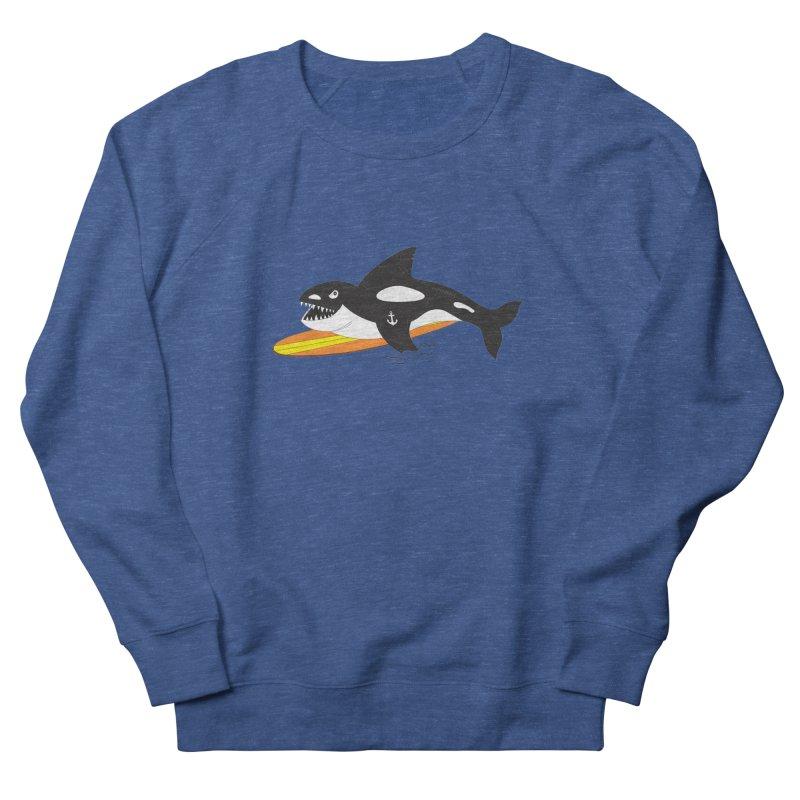 Life After Sea World Men's Sweatshirt by Ominous Artist Shop