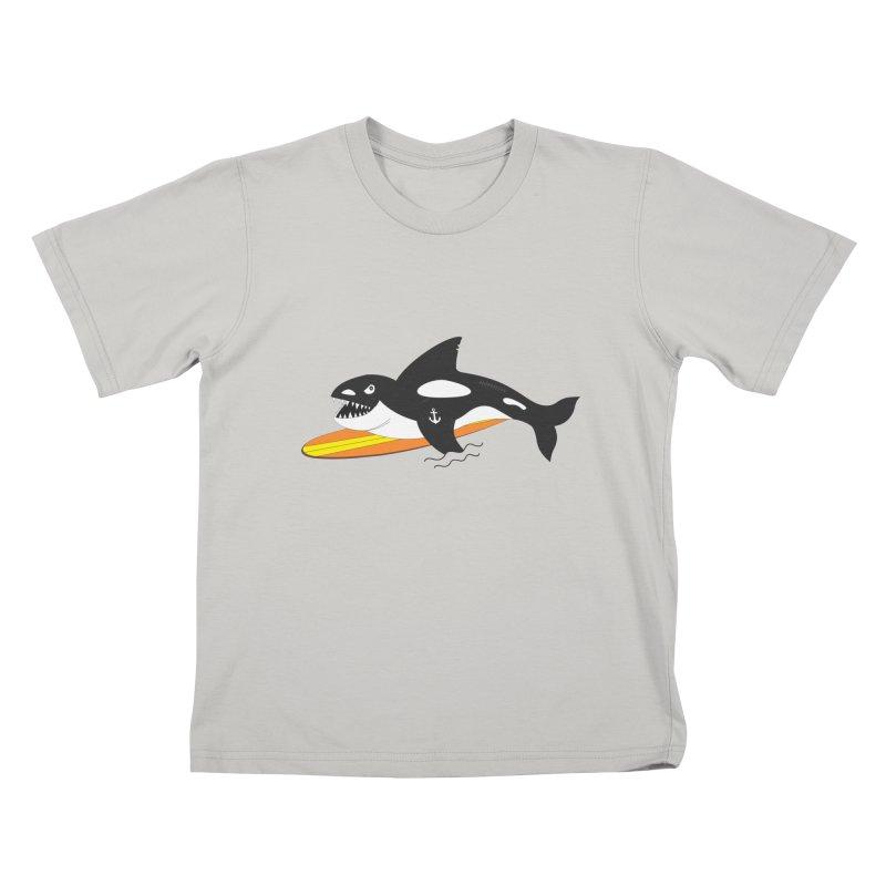 Life After Sea World Kids T-shirt by Ominous Artist Shop