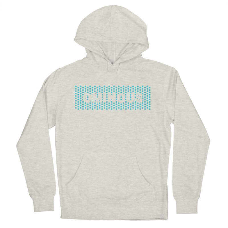 Ominous - Jade Dots Men's French Terry Pullover Hoody by Ominous Artist Shop