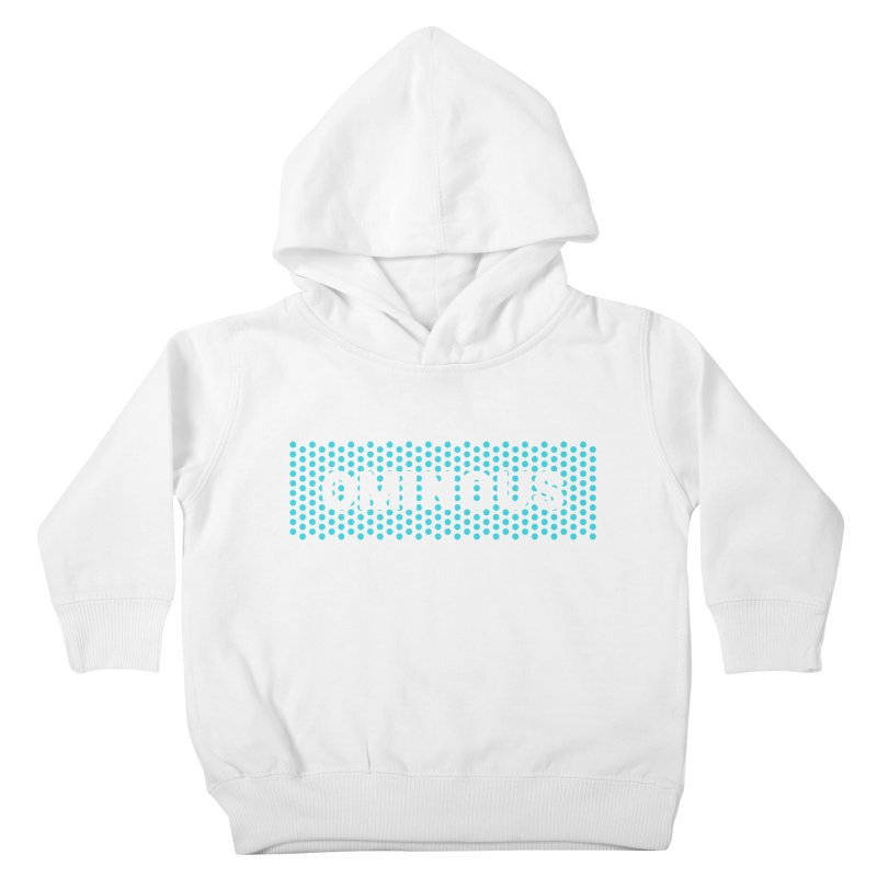 Ominous - Jade Dots Kids Toddler Pullover Hoody by Ominous Artist Shop
