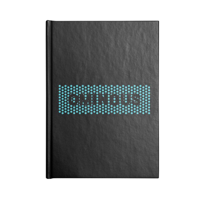 Ominous - Jade Dots Accessories Notebook by Ominous Artist Shop