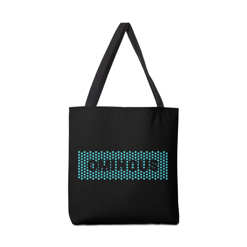 Ominous - Jade Dots Accessories Bag by Ominous Artist Shop