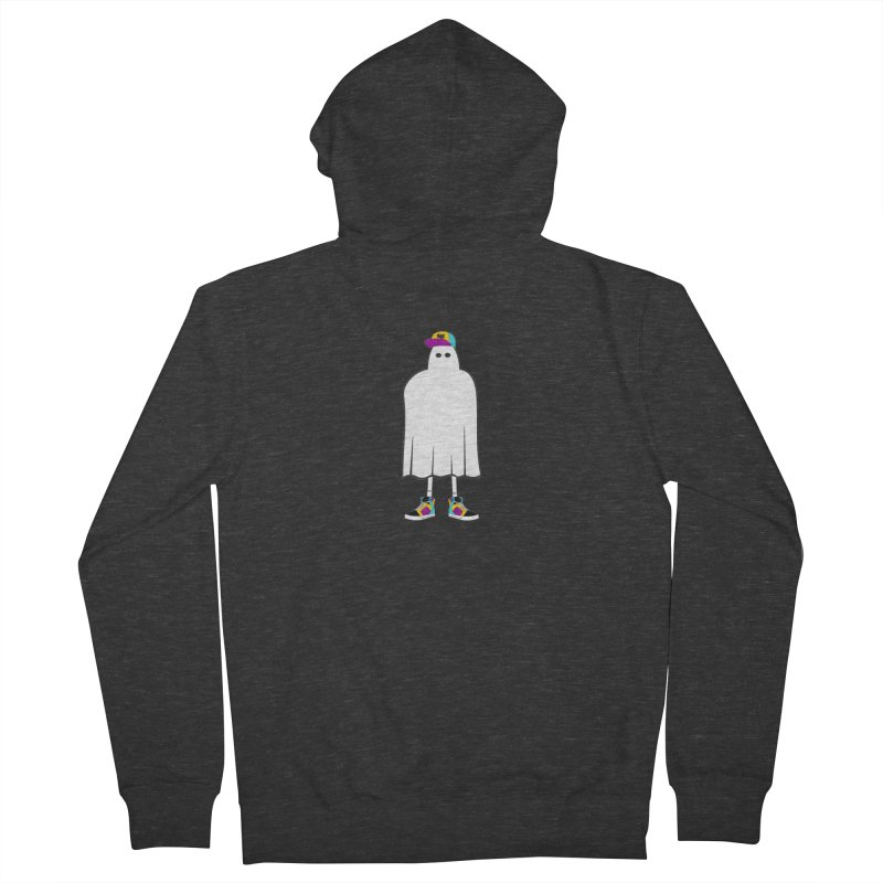 Nice Sheet Men's Zip-Up Hoody by Ominous Artist Shop