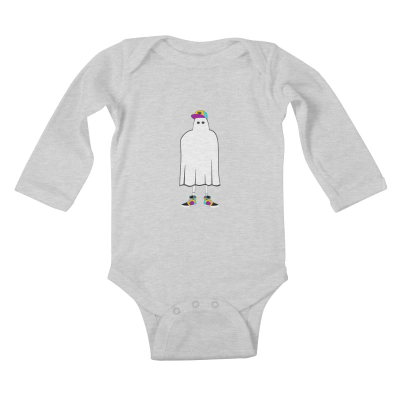 Nice Sheet Kids Baby Longsleeve Bodysuit by Ominous Artist Shop