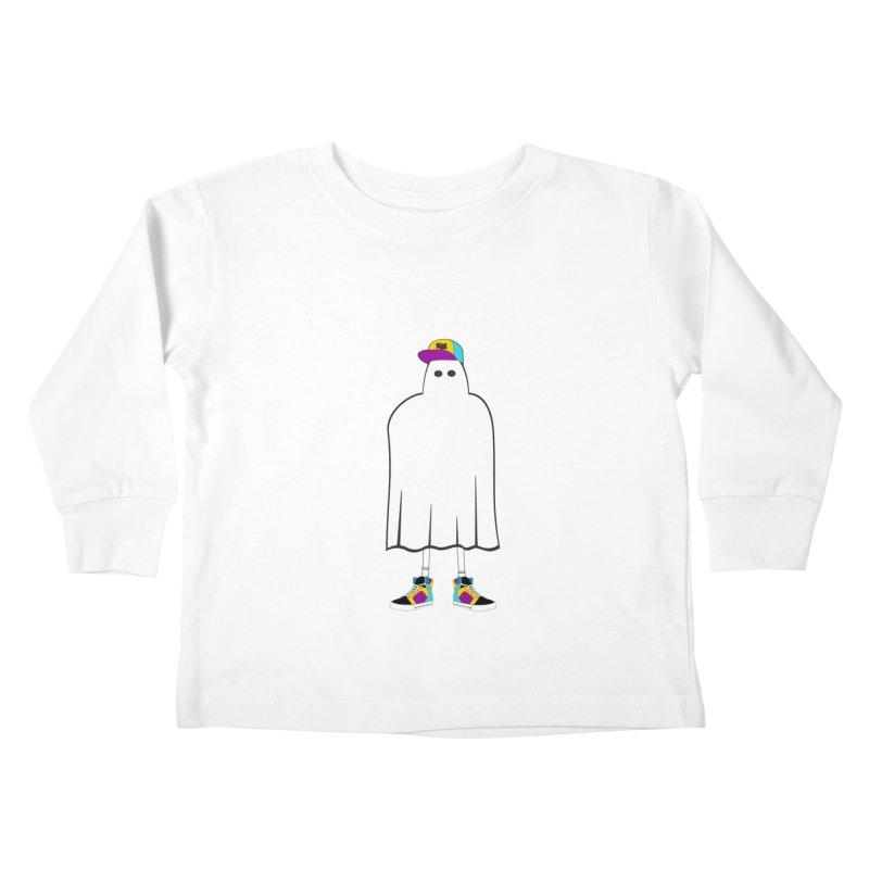 Nice Sheet Kids Toddler Longsleeve T-Shirt by Ominous Artist Shop