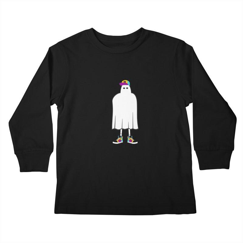 Nice Sheet Kids Longsleeve T-Shirt by Ominous Artist Shop