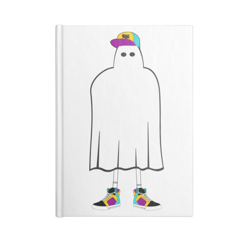 Nice Sheet Accessories Notebook by Ominous Artist Shop