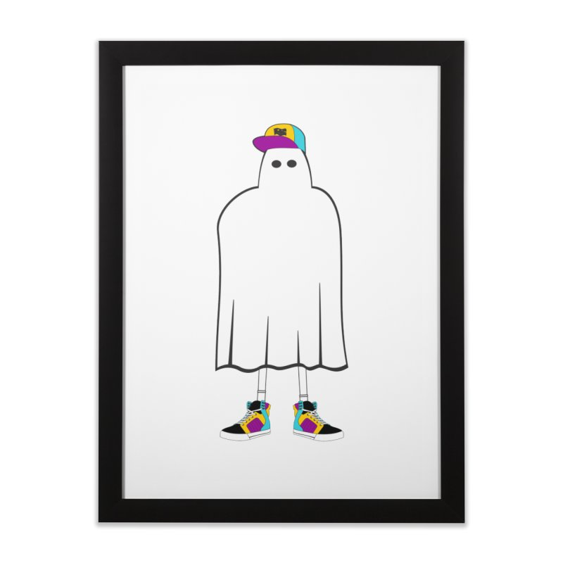 Nice Sheet Home Framed Fine Art Print by Ominous Artist Shop
