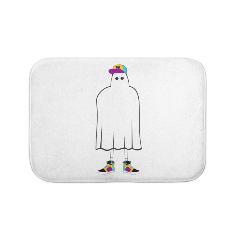 Nice Sheet Home Bath Mat by Ominous Artist Shop