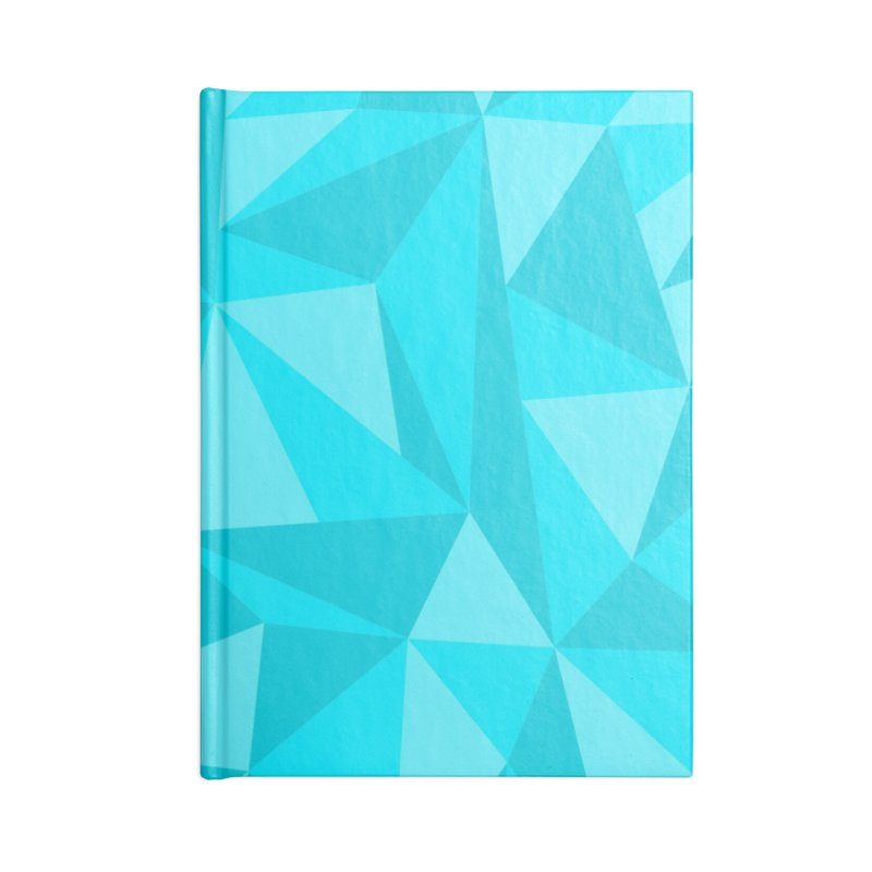 Jadeometric Accessories Notebook by Ominous Artist Shop