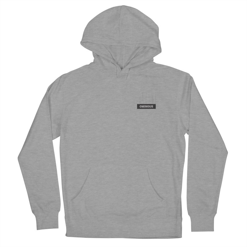 Sky-lines - Chest Women's Pullover Hoody by Ominous Artist Shop