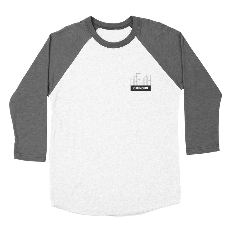 Sky-lines - Chest Women's Baseball Triblend T-Shirt by Ominous Artist Shop