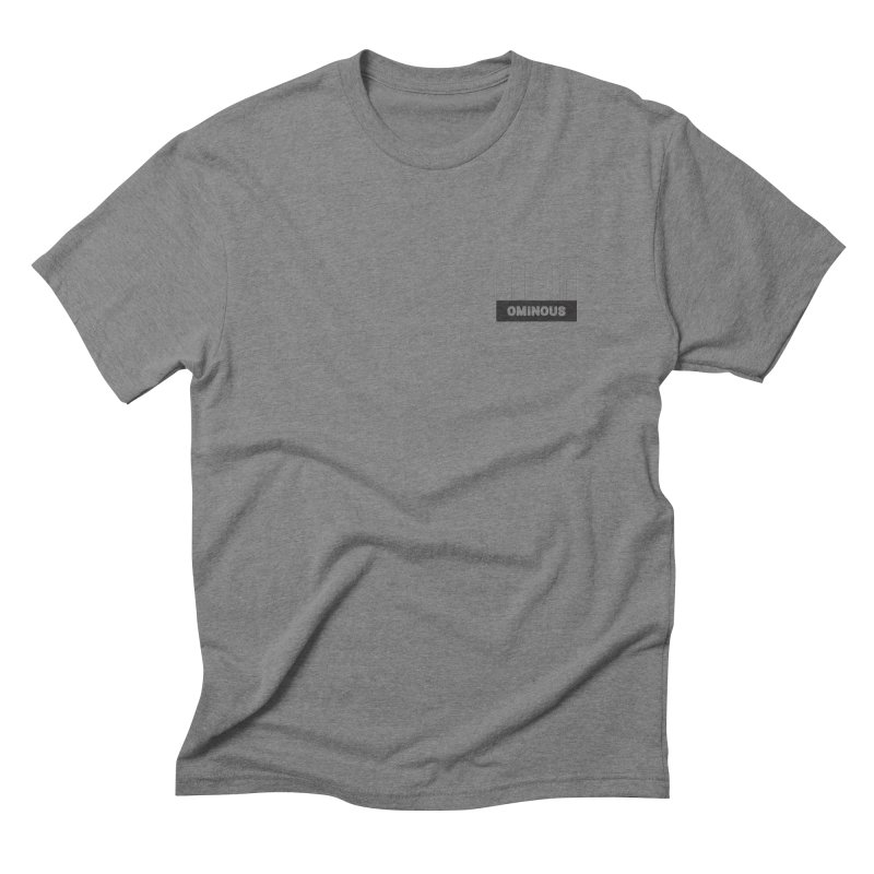 Sky-lines - Chest Men's Triblend T-shirt by Ominous Artist Shop
