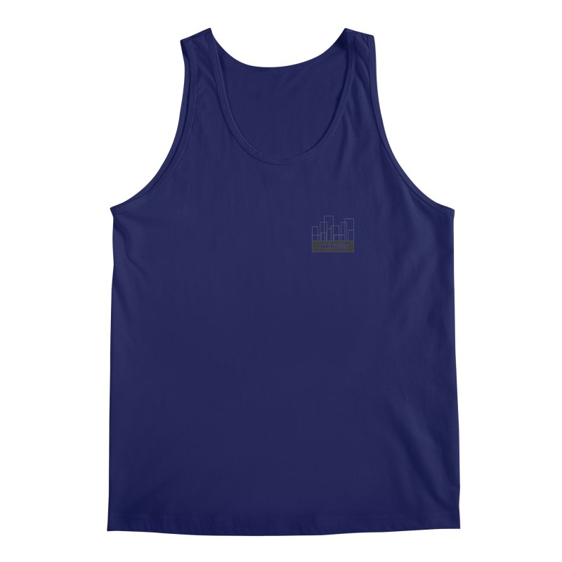 Sky-lines - Chest Men's Regular Tank by Ominous Artist Shop