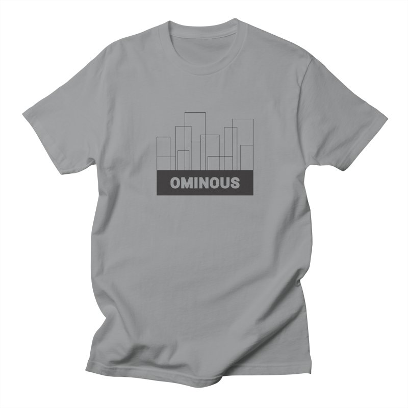 Sky-lines Women's Regular Unisex T-Shirt by Ominous Artist Shop