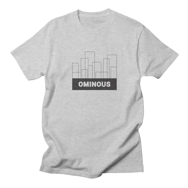 Sky-lines Women's Unisex T-Shirt by Ominous Artist Shop