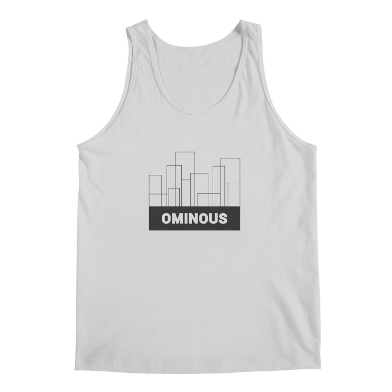 Sky-lines Men's Regular Tank by Ominous Artist Shop
