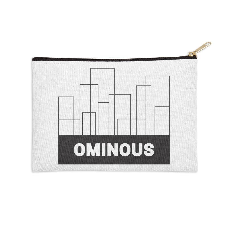 Sky-lines Accessories Zip Pouch by Ominous Artist Shop