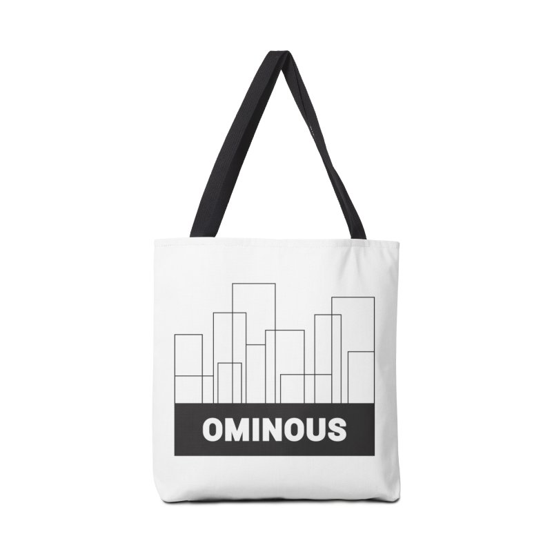 Sky-lines Accessories Bag by Ominous Artist Shop