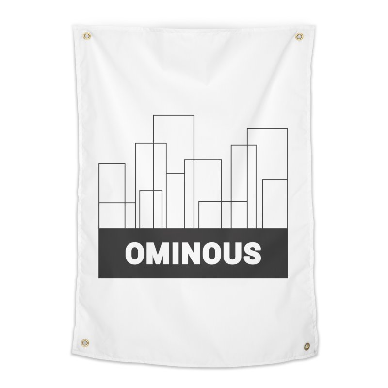 Sky-lines Home Tapestry by Ominous Artist Shop