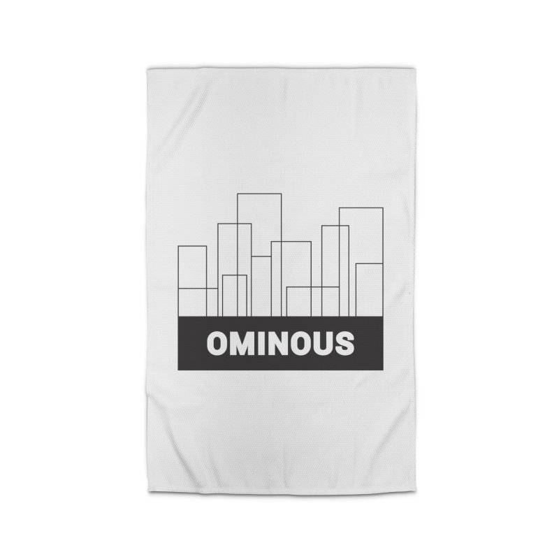 Sky-lines Home Rug by Ominous Artist Shop