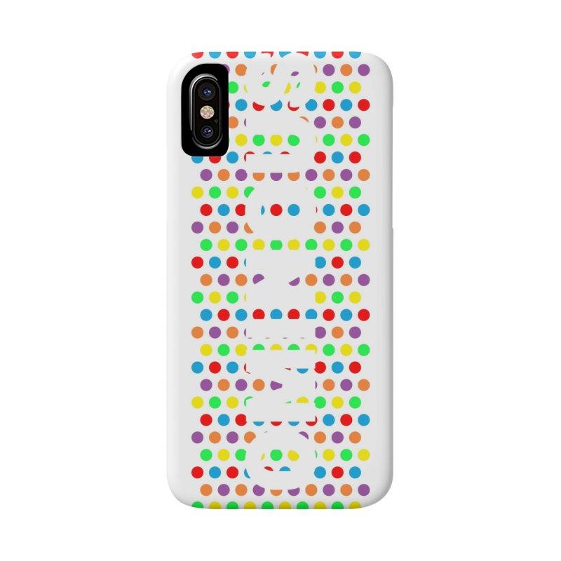 Ominous Dots Multi-colour Accessories Phone Case by Ominous Artist Shop