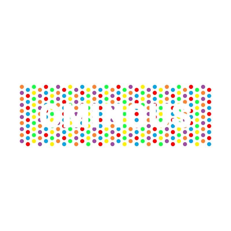 Ominous Dots Multi-colour by Ominous Artist Shop