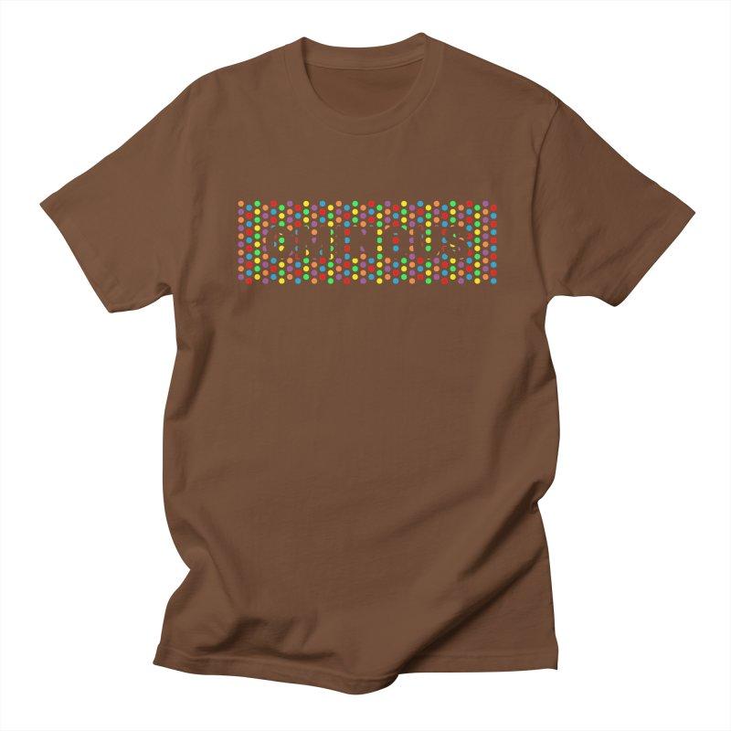 Ominous Dots Multi-colour Women's Unisex T-Shirt by Ominous Artist Shop