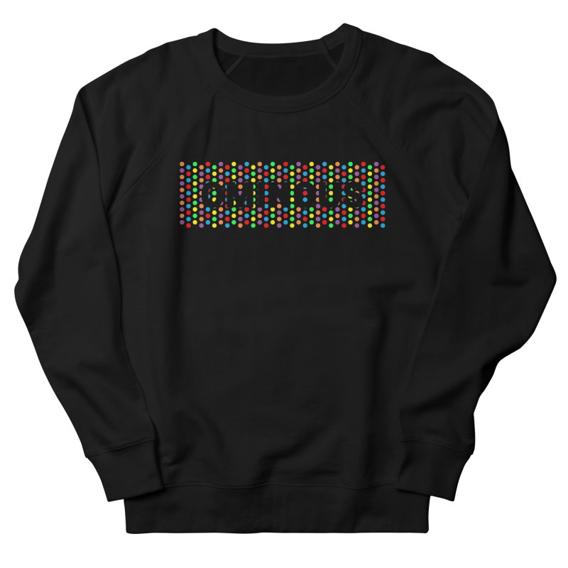 Ominous Dots Multi-colour Men's French Terry Sweatshirt by Ominous Artist Shop