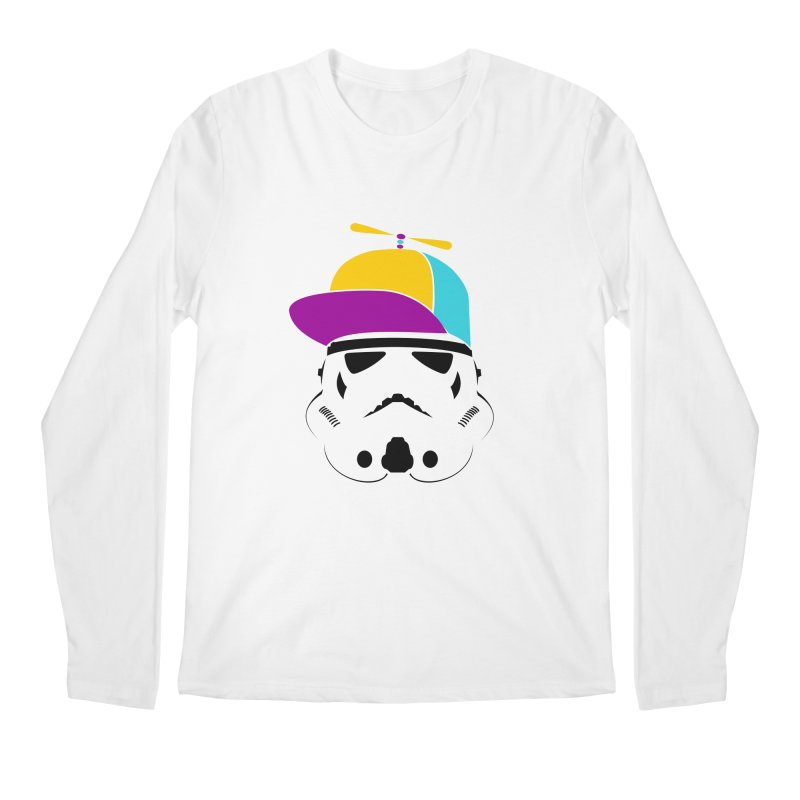 Propeller Trooper Men's Longsleeve T-Shirt by Ominous Artist Shop
