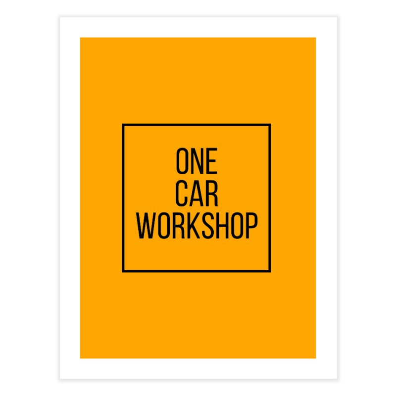 Home None by One Car Workshop Store