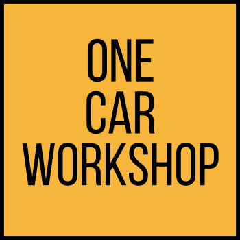 One Car Workshop Store Logo