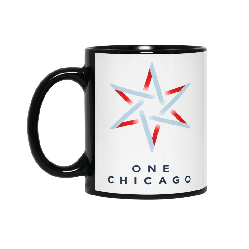 One Chicago Logo Accessories Mug by One Chicago Shop