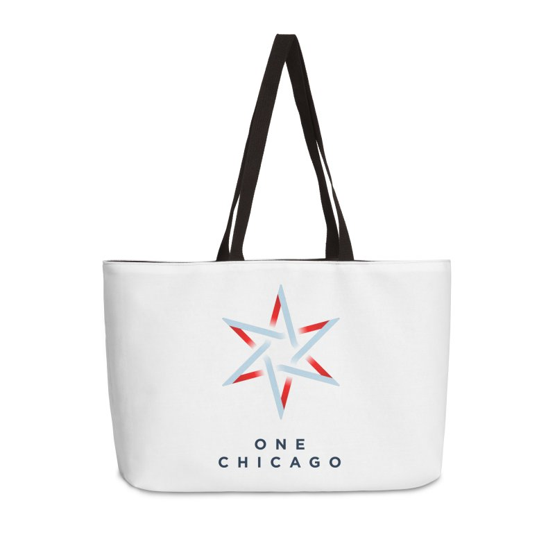 One Chicago Logo Accessories Weekender Bag Bag by One Chicago Shop