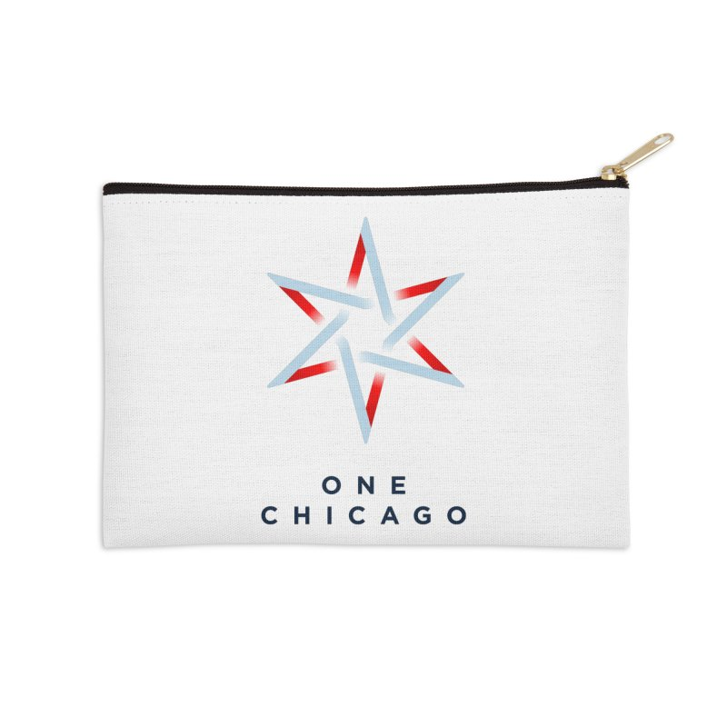 One Chicago Logo Accessories Zip Pouch by One Chicago Shop