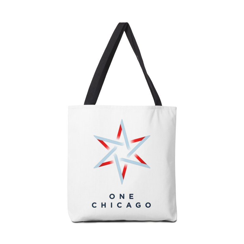 One Chicago Logo in Tote Bag by One Chicago Shop