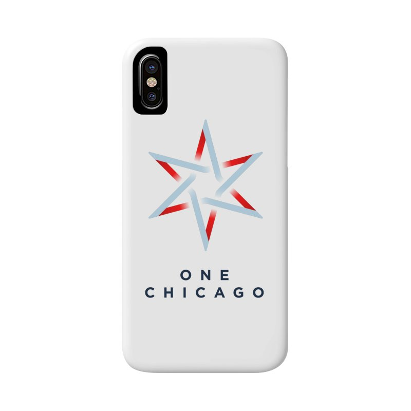 One Chicago Logo Accessories Phone Case by One Chicago Shop
