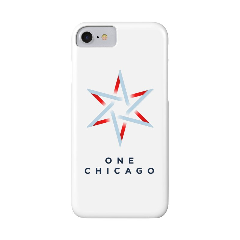 One Chicago Logo in iPhone 7 Phone Case Slim by One Chicago Shop