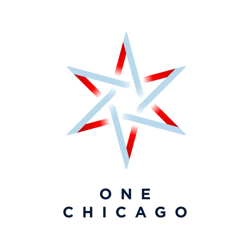 One Chicago Logo Accessories Beach Towel by One Chicago Shop