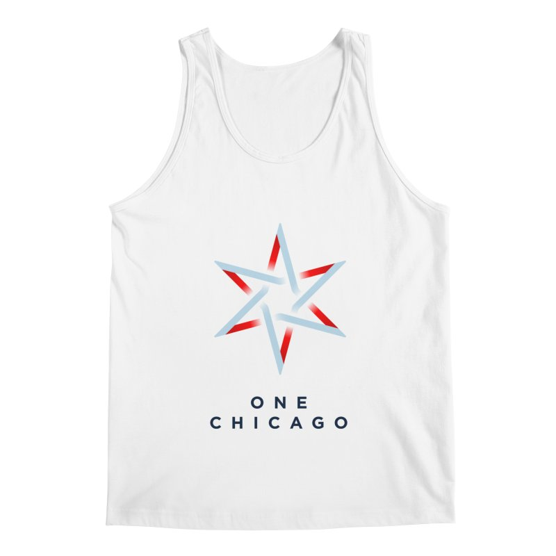 One Chicago Logo Men's Regular Tank by One Chicago Shop